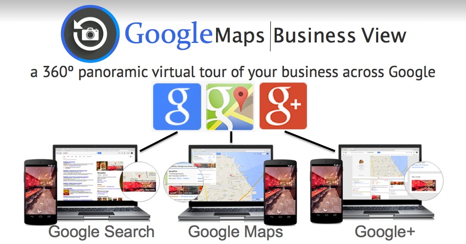 Google Business View Maps Tours